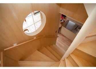 60平米公寓田园风格楼梯间装修效果图