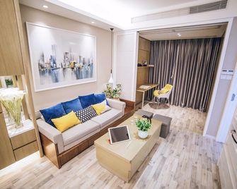 50平米小户型北欧风格客厅图片