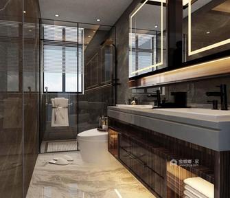 140平米四中式风格卫生间欣赏图