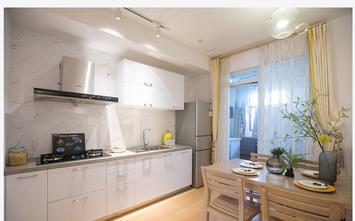 50平米一室一厅日式风格厨房图片大全