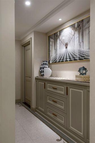 140平米三室两厅美式风格玄关欣赏图