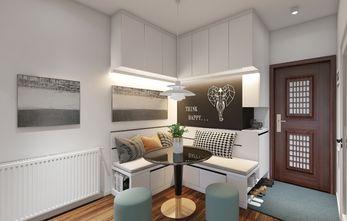 50平米一居室现代简约风格餐厅图片大全
