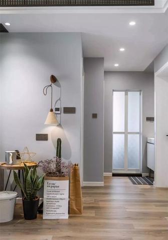 120平米三室两厅田园风格走廊图