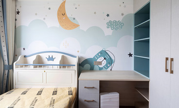 美式风格儿童房装修案例