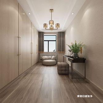 140平米四室两厅中式风格阳光房设计图