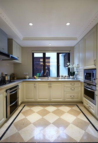 130平米四新古典风格厨房装修效果图