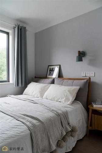 50平米其他风格卧室欣赏图