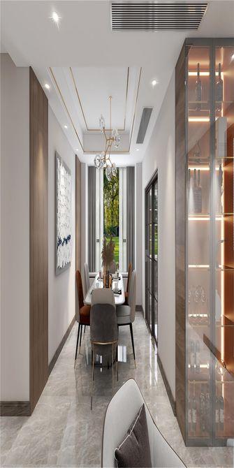 140平米三室三厅北欧风格阳光房效果图