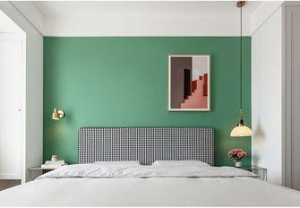 90平米三室两厅混搭风格卧室欣赏图