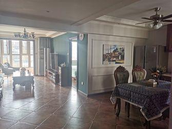 70平米一居室欧式风格客厅欣赏图
