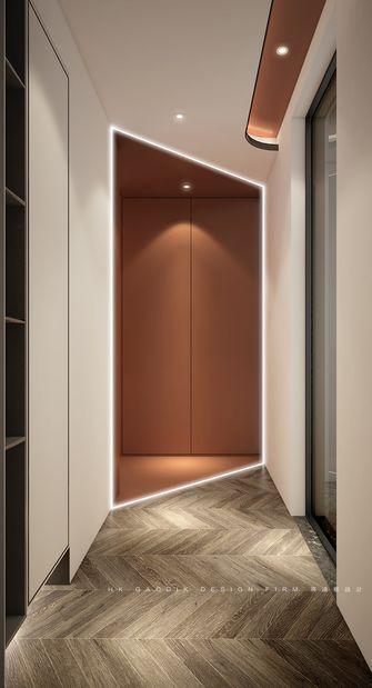 80平米一室一厅现代简约风格玄关装修案例