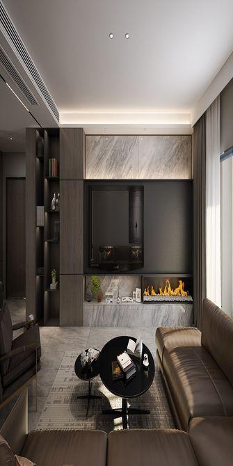 140平米四室四厅其他风格客厅设计图