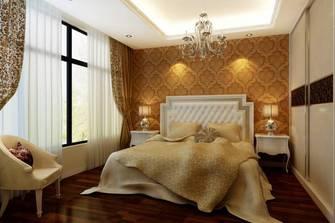 简欧风格卧室装修案例