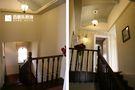 豪华型140平米四室三厅田园风格楼梯装修效果图