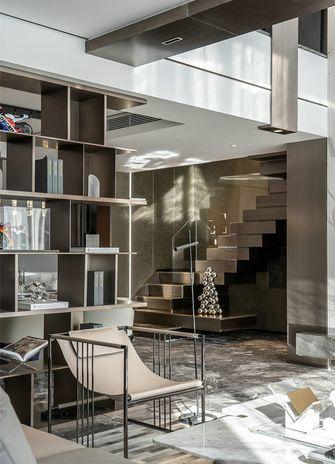 140平米复式其他风格楼梯间装修效果图