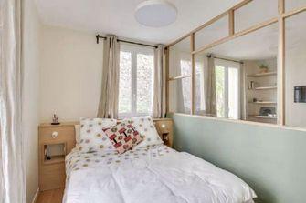 30平米超小户型现代简约风格卧室装修案例