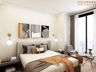 130平米三室两厅其他风格卧室图片