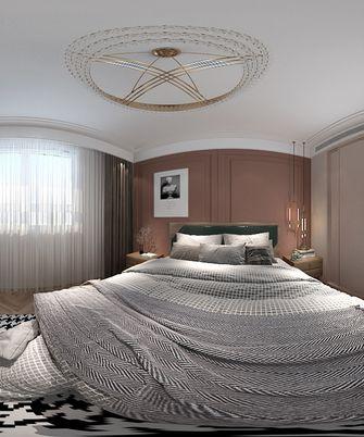 140平米四室一厅混搭风格储藏室图