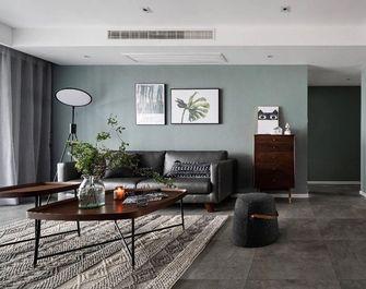 120平米三室两厅宜家风格客厅装修效果图