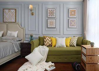 50平米一居室美式风格客厅欣赏图