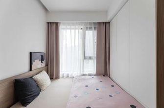 80平米三现代简约风格儿童房装修效果图