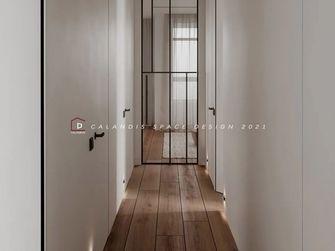 120平米三室一厅日式风格走廊图片大全