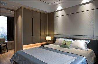 120平米四室一厅中式风格卧室图片大全