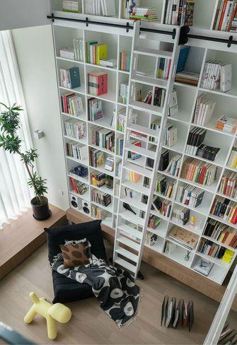 30平米小户型现代简约风格书房欣赏图