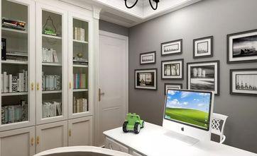 120平米四室两厅欧式风格书房装修效果图