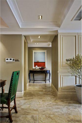 120平米四室两厅新古典风格走廊欣赏图