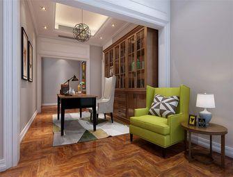 140平米复式新古典风格书房图片