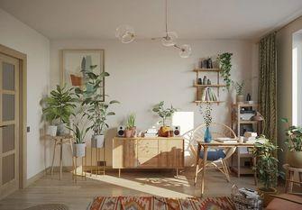 50平米一居室宜家风格客厅装修图片大全