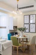 50平米一居室宜家风格餐厅图片大全