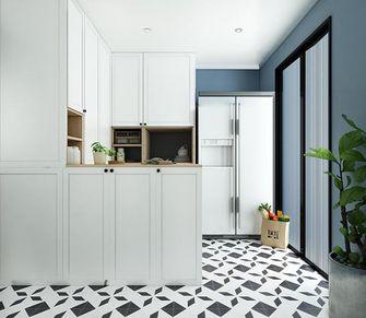 80平米三室一厅现代简约风格储藏室装修案例