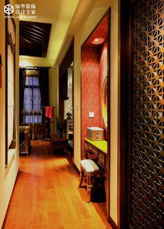 20万以上140平米别墅东南亚风格走廊图片