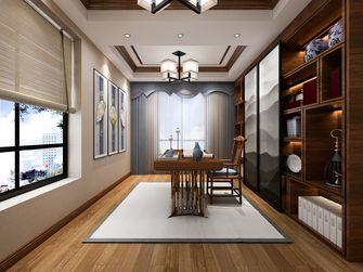 140平米四室三厅中式风格书房欣赏图