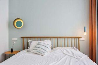 80平米三现代简约风格卧室欣赏图