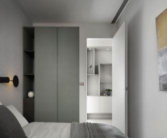 90平米三室一厅现代简约风格玄关装修图片大全