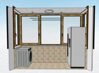 50平米小户型其他风格厨房装修案例