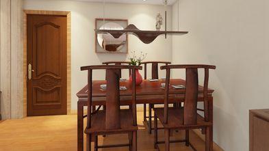 90平米中式风格餐厅效果图