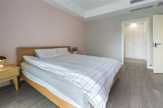 120平米三室三厅北欧风格卧室装修案例
