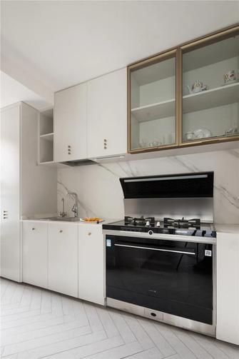 120平米三室两厅法式风格厨房装修图片大全