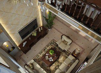20万以上140平米别墅东南亚风格阁楼图