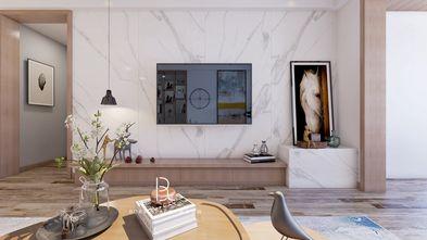 100平米田园风格客厅装修案例