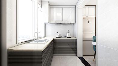 50平米宜家风格厨房图