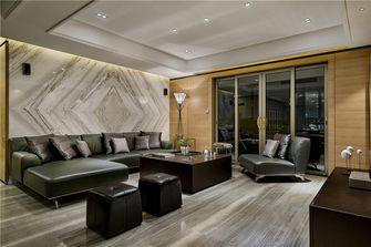 100平米英伦风格客厅欣赏图