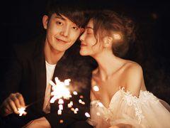玫瑰星座婚纱摄影