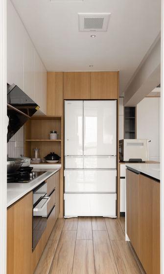 80平米日式风格厨房装修案例