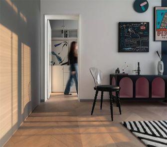 90平米三室两厅混搭风格走廊图