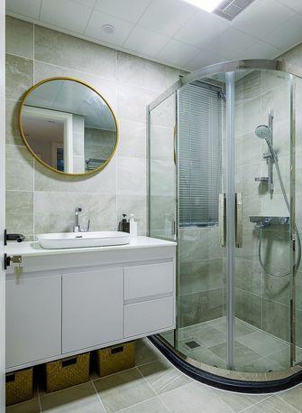 70平米宜家风格卫生间设计图